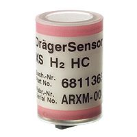 Dräger Sensor XS EC H2 HC - Wassersotff (High Concentration) -> 0 - 4 Vol.-%