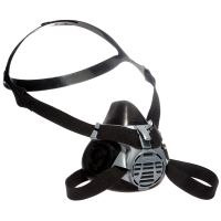 MSA Advantage 400-Series Half Mask Respirator with Single or Bayonet Thread