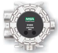 MSA ULTIMA X5000/S5000, JUNCTION BOX, 316 Stainless Steel, M25, FM & CSA Approvals
