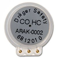 Dräger Sensor XXS CO HC - Kohlenmonoxid (High Concentration) -> 0 - 10.000 ppm